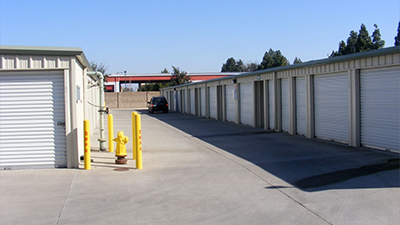 Manteca California Self Storage